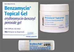 BENZAMYCIN TOPICAL GEL