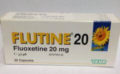 FLUTINE 20MG. CAP