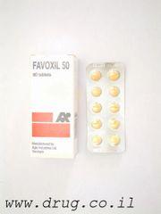 FAVOXIL 50 MG