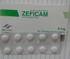 ZEFICAM 8 MG
