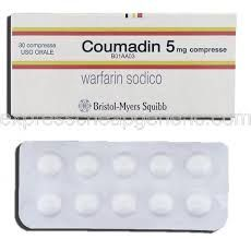 COUMADIN 5mg
