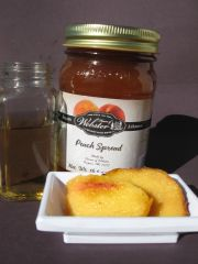 Sugar Free Peach Fruit Spread