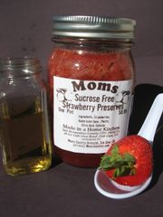 Sugar Free Strawberry Preserves