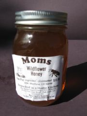 Wildflower Honey 100% Pure