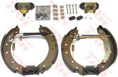 NEW TRW GSK1058 SHOE Brake Kit for RENAULT CLIO (1998-2008)