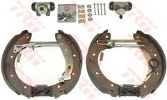 NEW TRW GSK1150 SHOE Brake Kit for CITREON XSARA PICASSO 12/99-