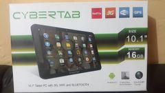 "CyberTab 10.1"" Tablet/Phone"