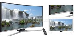 """68"""" BlackPoint Curved Screen Smart Android TV"""