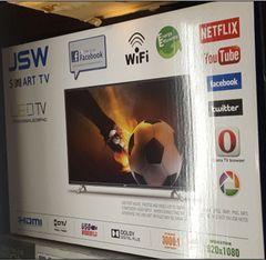 """JSW 58"""" Smart TV (New Arrival)"""