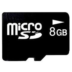 8 GB SD card