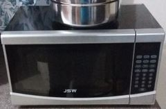 """JSW 1.2"""" Microwave Oven"""
