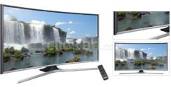 """55"""" BlackPoint Curved Screen Smart Android TV"""
