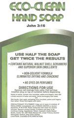 Eco-Clean Soap 18oz