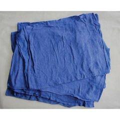 10LB Box of Blue Huck Rags