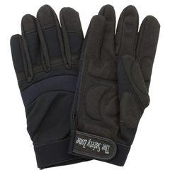 Black High Dexterity Mechanic Gloves