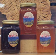 West Virginia Honey