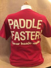 """Paddle Faster"" T-Shirt"