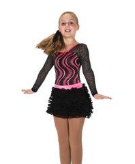 Figure Skating Dress Jerry's Ruffle Rock