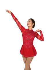 Jerry's Fifth Avenue Figure Skating Dress
