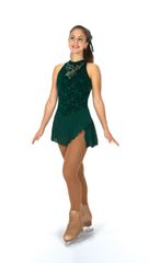 Jerry's Oak and Ivy Figure Skating Dress