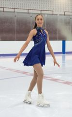 Jerry's Cobaltica Figure Skating Dress