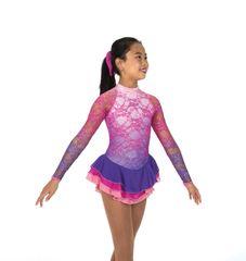 Figure Skating Dress Jerry's Shasta Lace