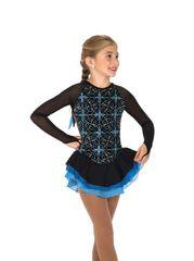 Figure Skating Dress Jerry's Filigree Freeze