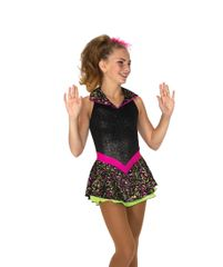 Jerry's Showtime Figure Skating Dress
