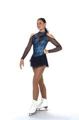 Figure Skating Dress Jerry's Indigo Ink