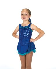 Figure Skating Dress Jerry's Sea of Sapphires