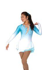 Jerry's Ice Wind Figure Skating Dress