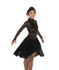 Jerry's Twenty Four Carat Dance Dress