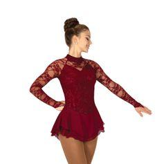 Jerry's Loire Figure Skating Dress