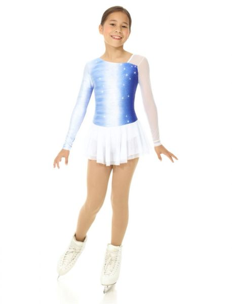 Figure Skating Dress MONDOR Born to Skate Glitter Dress 670