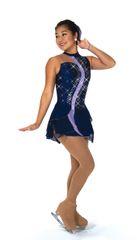 Jerry's Cascade Figure Skating Dress
