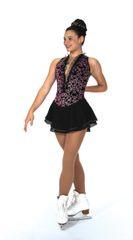 Jerry's Radiance Figure Skating Dress