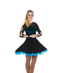 Jerry's Talk of the Town Dance Dress