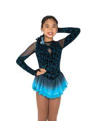 Figure skating Dress Jerry's Midnight Drift