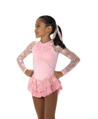 Figure Skating Dress Jerry's Ribbon Lace