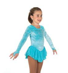 Figure Skating Dress Jerry's Tiffany Epiphany
