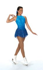 Figure Skating Dress Jerry's Shining Waters