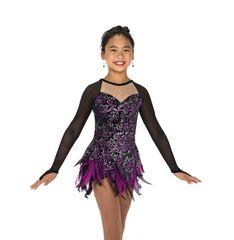 Figure Skating Dress Jerry's Lark in the Dark