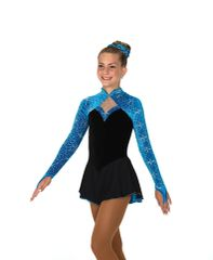 Jerry's Windemere Figure Skating Dress