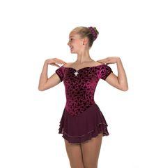 Jerry's Gemology Figure Skating Dress Adult Large