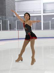Figure Skating Dress Jerry's Rosa Espanola