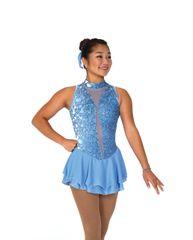 Jerry's Glass Chateau Figure Skating Dress