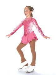Figure Skating Dress Jerry's Hollyhock Haze