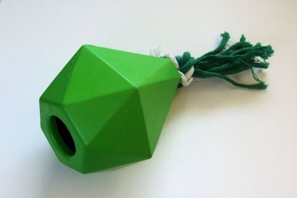Diamond Chew, Pull and Hide Dog Toy