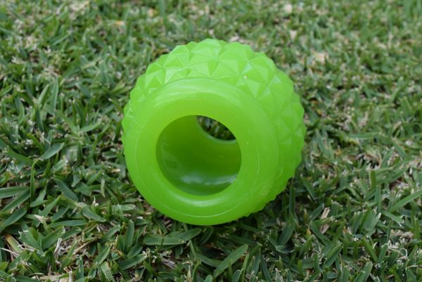 Bouncy Soft Rubber Pineapple Ball