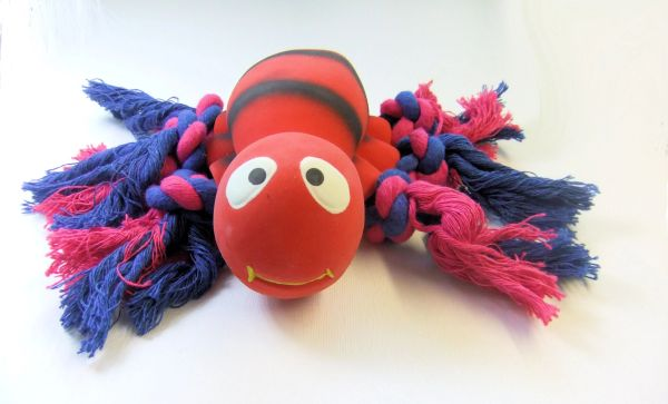 Red Bee with Rope